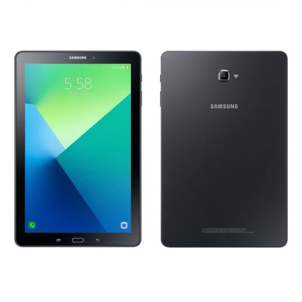 Samsung Galaxy Tab A 10.1 P585 (Kèm bút S Pen) (Black)- 16Gb/ 10.1Inch/ 4G + Wifi + Thoại