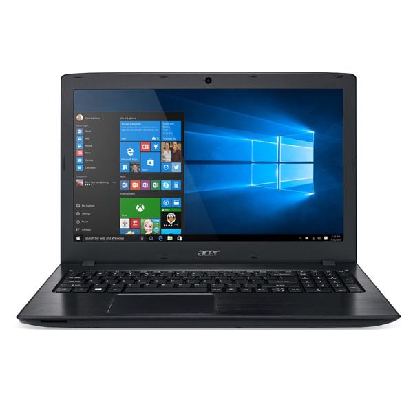 Laptop Acer Aspire E5 575G-53ECNX.GDWSV.007 (Black)- Thiết kế đẹp, mỏng nhẹ hơn