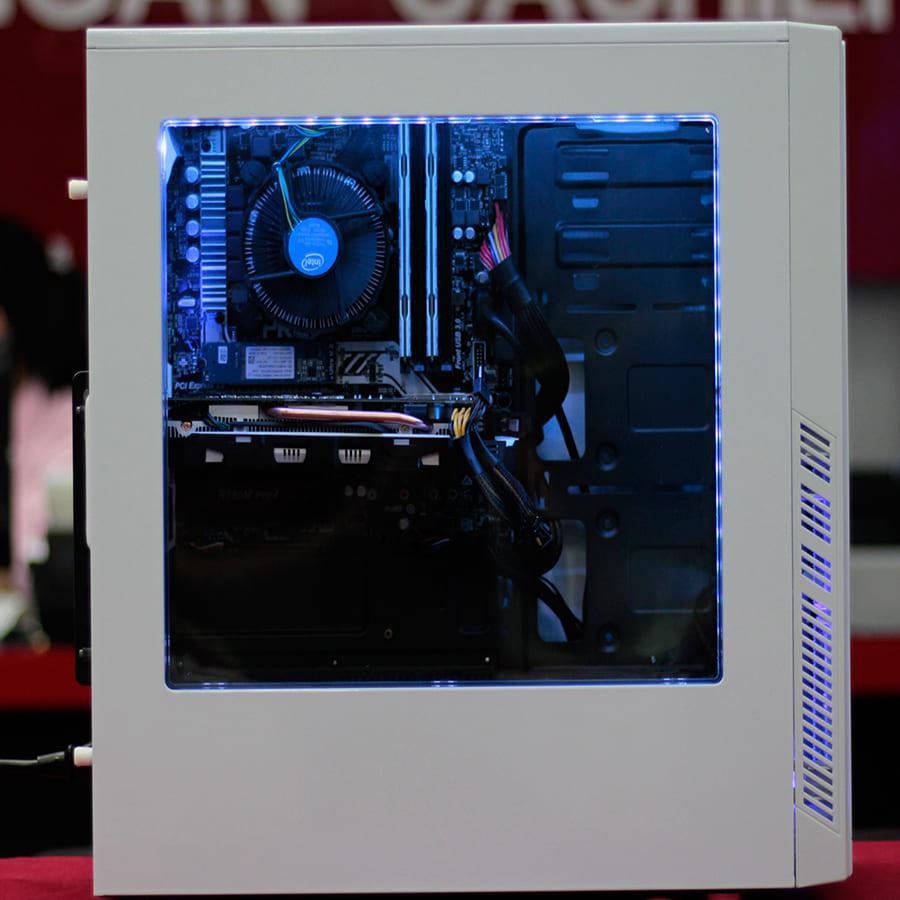 Máy tính để bàn PCPA STREAM BATTLEGROUND
