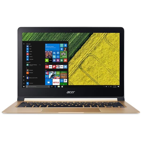 Laptop Acer Swift 7 SF713-51-M61U NX.GK6SV.002 (Black)- Thiết kế đẹp, mỏng nhẹ hơn, cao cấp.