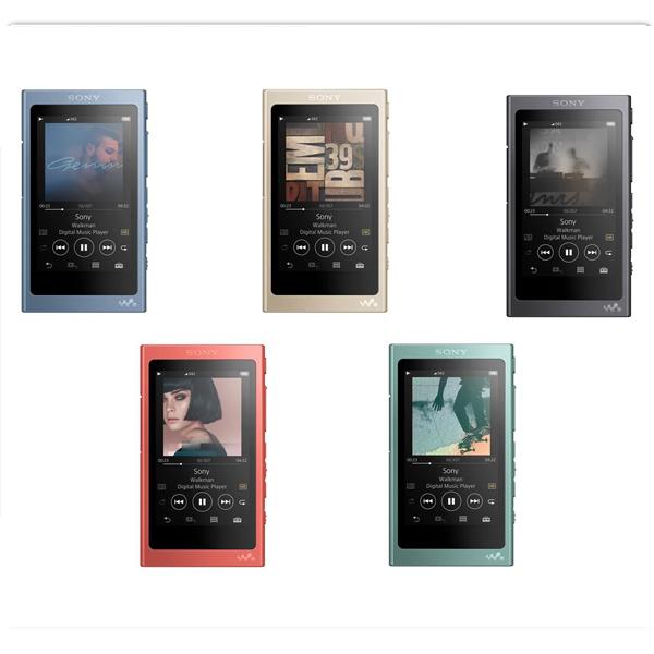 Máy nghe nhạc MP4 Sony NW NW-A45 16Gb