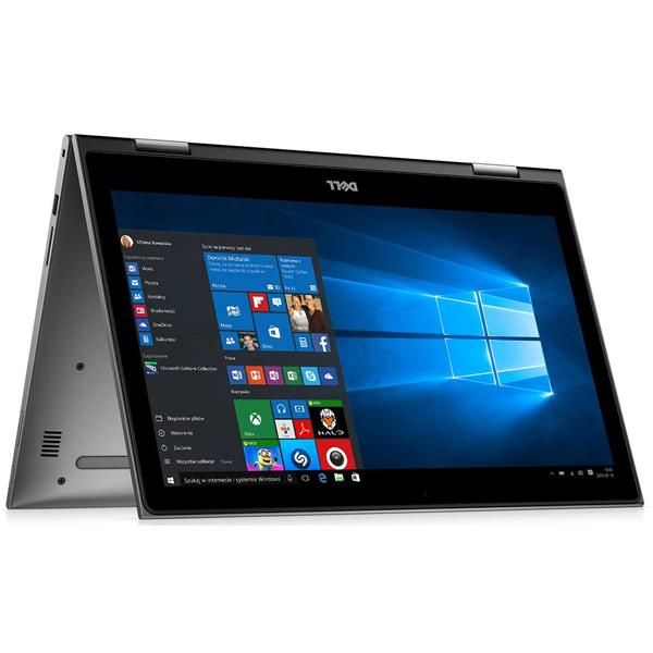 Laptop Dell Inspiron 5379-C3TI7501W (Grey)- Màn hình full HD cảm ứng, xoay 360 độ