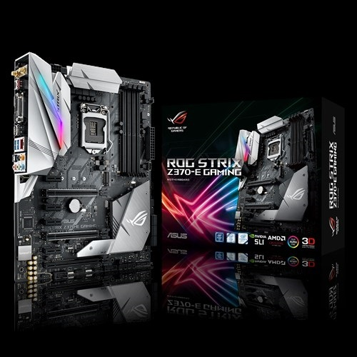Main Asus STRIX Z370-E GAMING (Chipset Intel Z370/ Socket LGA1151/ VGA onboard)