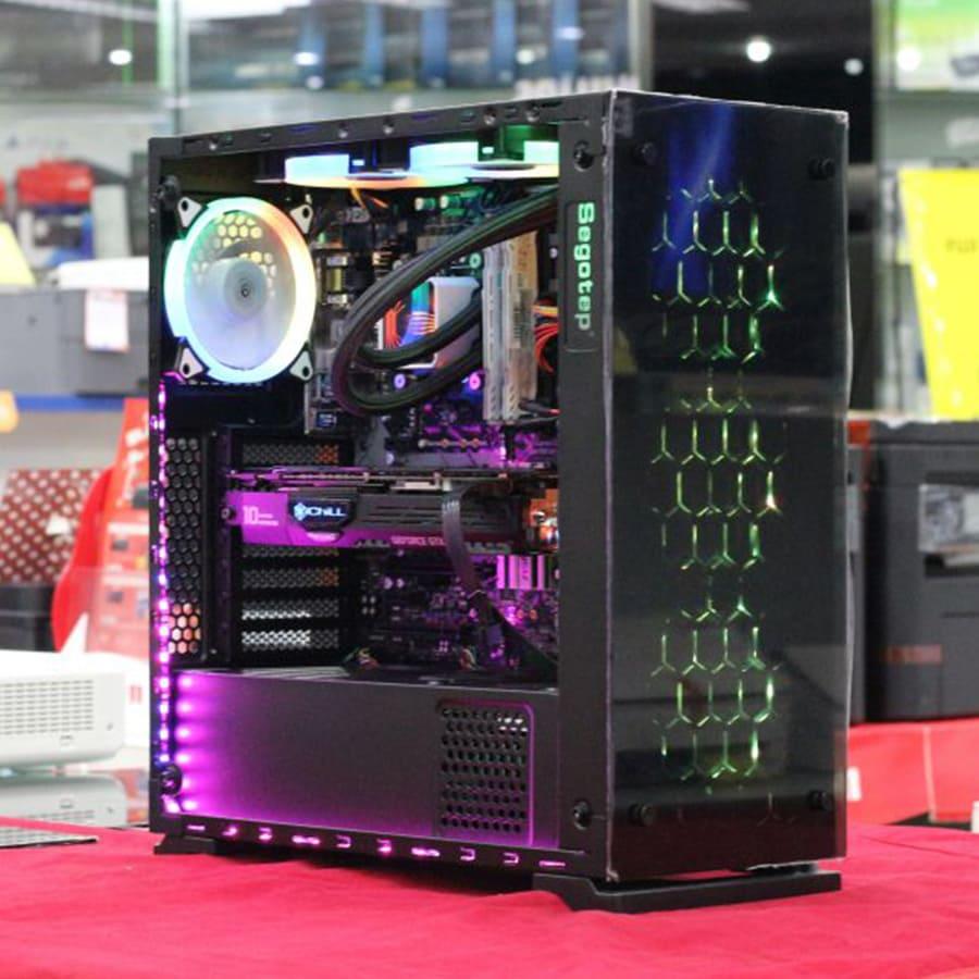 Máy tính để bàn PCPA GAMING COFFEE LAKE 1