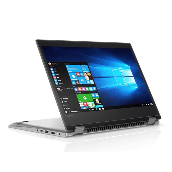 Laptop Lenovo Yoga 520 14IKB-80X80109VN (Grey)- Màn hình cảm ứng, Full HD, Xoay 360, BH onsite