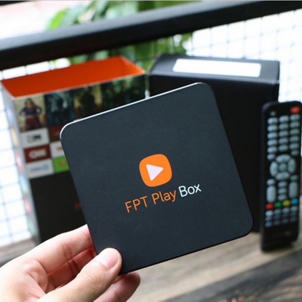 Hộp thu tín hiệu FPT PLAY BOX
