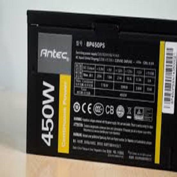 Nguồn Antec BP450PS PRO 450W -Standard