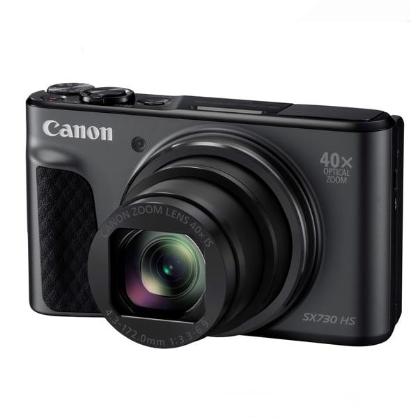 Máy ảnh KTS Canon PowerShot SX730HS  - Black