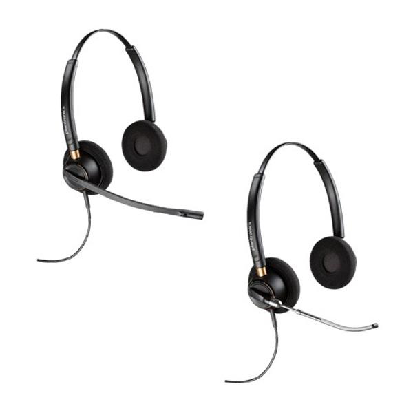 Tai nghe Plantronic Encorepro HW520 (chuẩn QD, 2 tai)