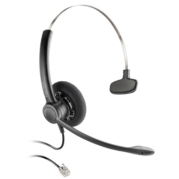 Tai nghe Plantronic SP11 Avaya Practica (chuẩn QD, 1 tai)