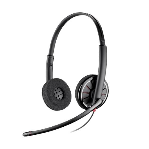 Tai nghe Plantronic C320 Stereo (chuẩn USB, 2 tai)