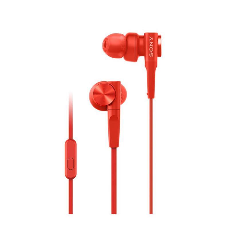 Tai nghe Sony MDR-XB55AP (Đỏ)