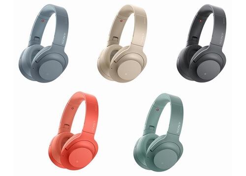 Tai nghe không dây Sony WH-H800 (Đen, Xanh Lá,Xanh Dương, Hồng, Vàng Đồng)