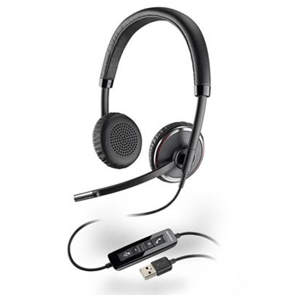 Tai nghe Plantronic C520M (chuẩn USB, 2 tai)