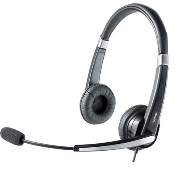 Tai nghe Jabra UC Voice 550 Duo (chuẩn USB, 2 tai)