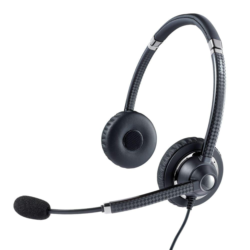 Tai nghe Jabra UC Voice 750 Duo (chuẩn USB, 2 tai)