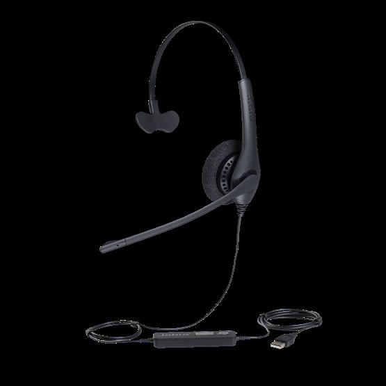 Tai nghe Jabra BIZ 1500 MONO (chuẩn USB, 1 tai)