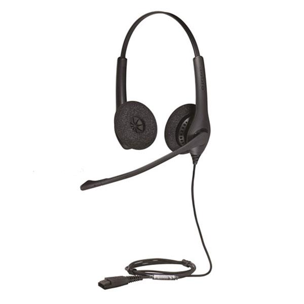 Tai nghe Jabra BIZ 1500 Duo (chuẩn QD, 2 tai)
