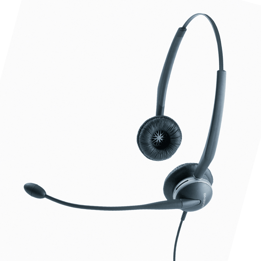 Tai nghe Jabra GN2125 Duo (chuẩn QD, 2 tai)
