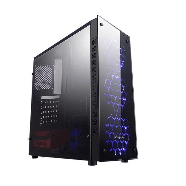 Vỏ máy tính Vitra Royal X100 (Mid Tower)