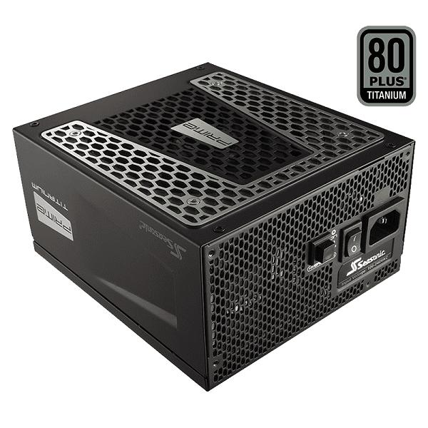 Nguồn Seasonic PRIME ULTRA 1000TR 1000W -80 Plus Platinum