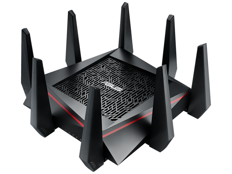 Bộ phát wifi Asus RT-AC5300 5300Mbps  80 user