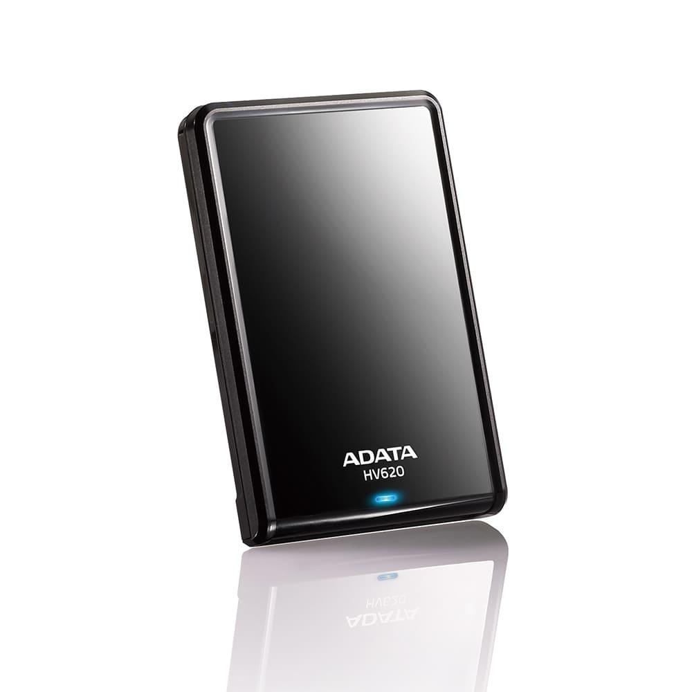 Ổ cứng di động Adata HV620 500Gb USB3.0 Đen