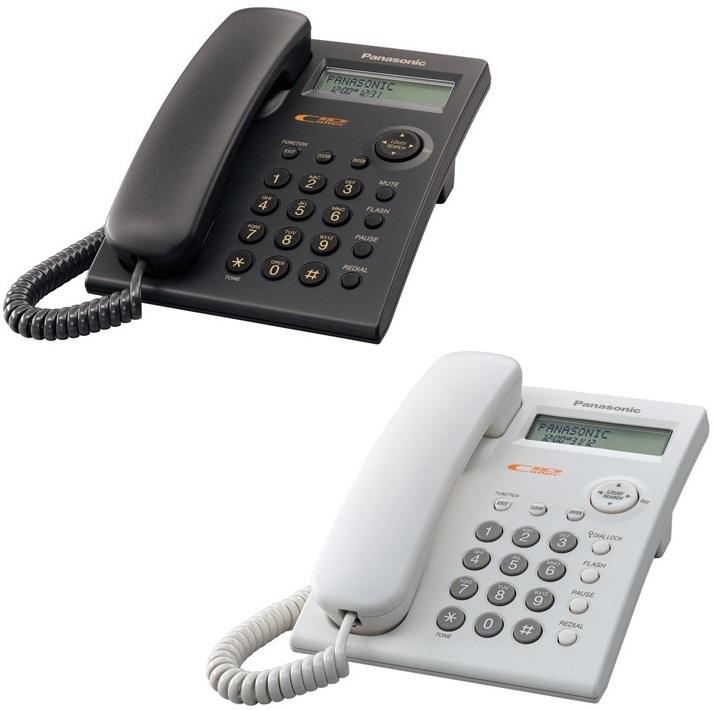 Điện thoại CĐ Panasonic KXTSC11-Trắng