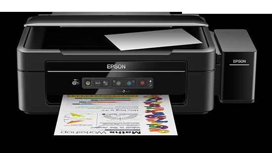 Máy in phun màu Epson L385 (Print/ Copy/ Scan/WIFI)