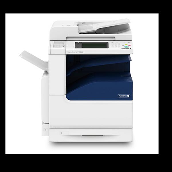 Máy photocopy Fuji Xerox V 3060 CPS + DADF + Duplex (Chức năng chuẩn:Copy, In mạng, Scan màu, Scan mạng. DADF. Duplex)