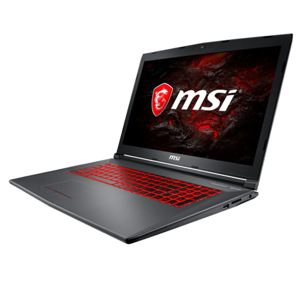 Laptop MSI GV62 7RE 2443XVN (Black)