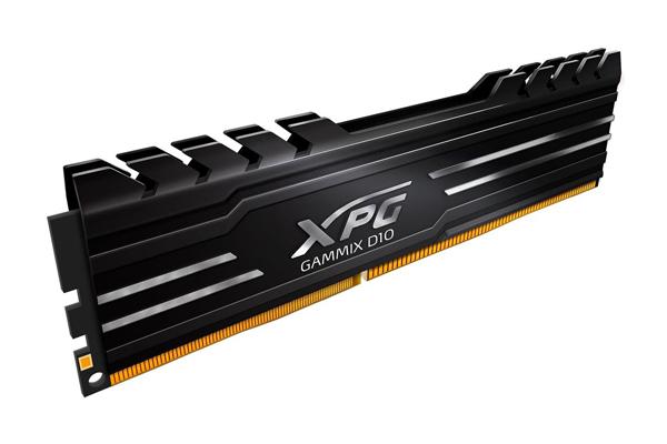 RAM Adata 8Gb DDR4-2400- XPG GAMMIX D10 (AX4U240038G16-SBG)