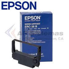 Ruy băng mực Epson ERC-38