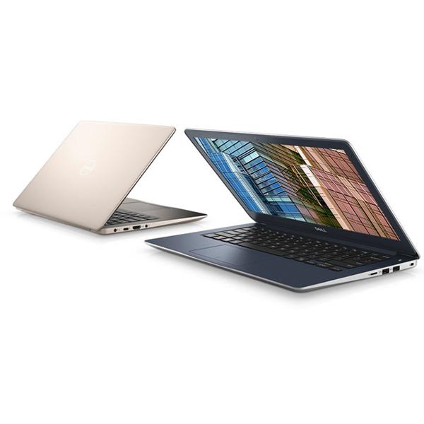 Laptop Dell Inspiron 5370 N3I3001W (RoseGold) Màn hình FullHD