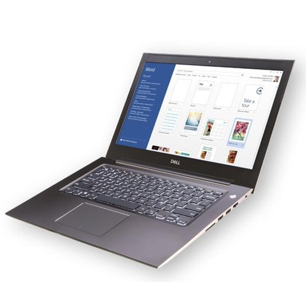 Laptop Dell Vostro 5471-VTI5207W (RoseGold/vỏ nhôm)- CPU Kabylake,vỏ nhôm