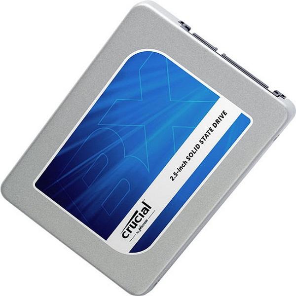 Ổ SSD Crucial MX500 500Gb SATA3 3D Nand (đọc: 560MB/s /ghi: 510MB/s)