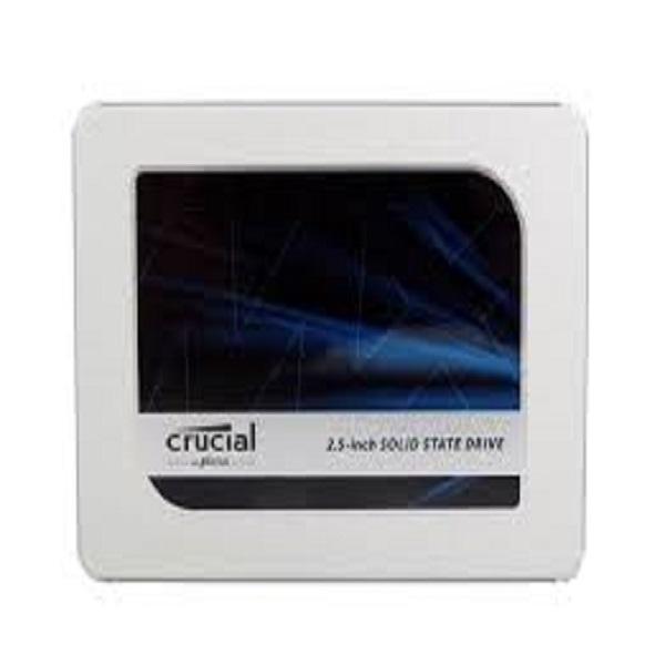 Ổ SSD Crucial MX500 2Tb SATA3 3D Nand  (đọc: 560MB/s /ghi: 510MB/s)