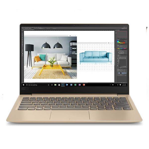 Laptop Lenovo Ideapad 320S 13IKBR 81AK009FVN (Gold)- Màn full HD, mỏng, vỏ nhôm, Bảo hành onsite