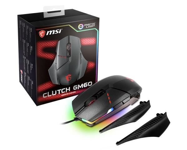 Chuột MSI GM60 Gaming
