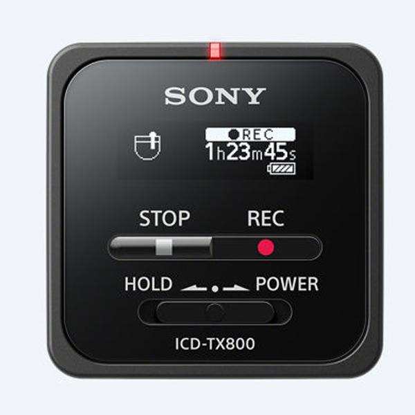 Máy ghi âm Sony ICD-TX800 16Gb - Black