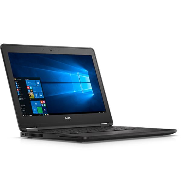 Laptop Dell Latitude 7270-70144919 (Black)- Thiết kế mới, mỏng nhẹ hơn