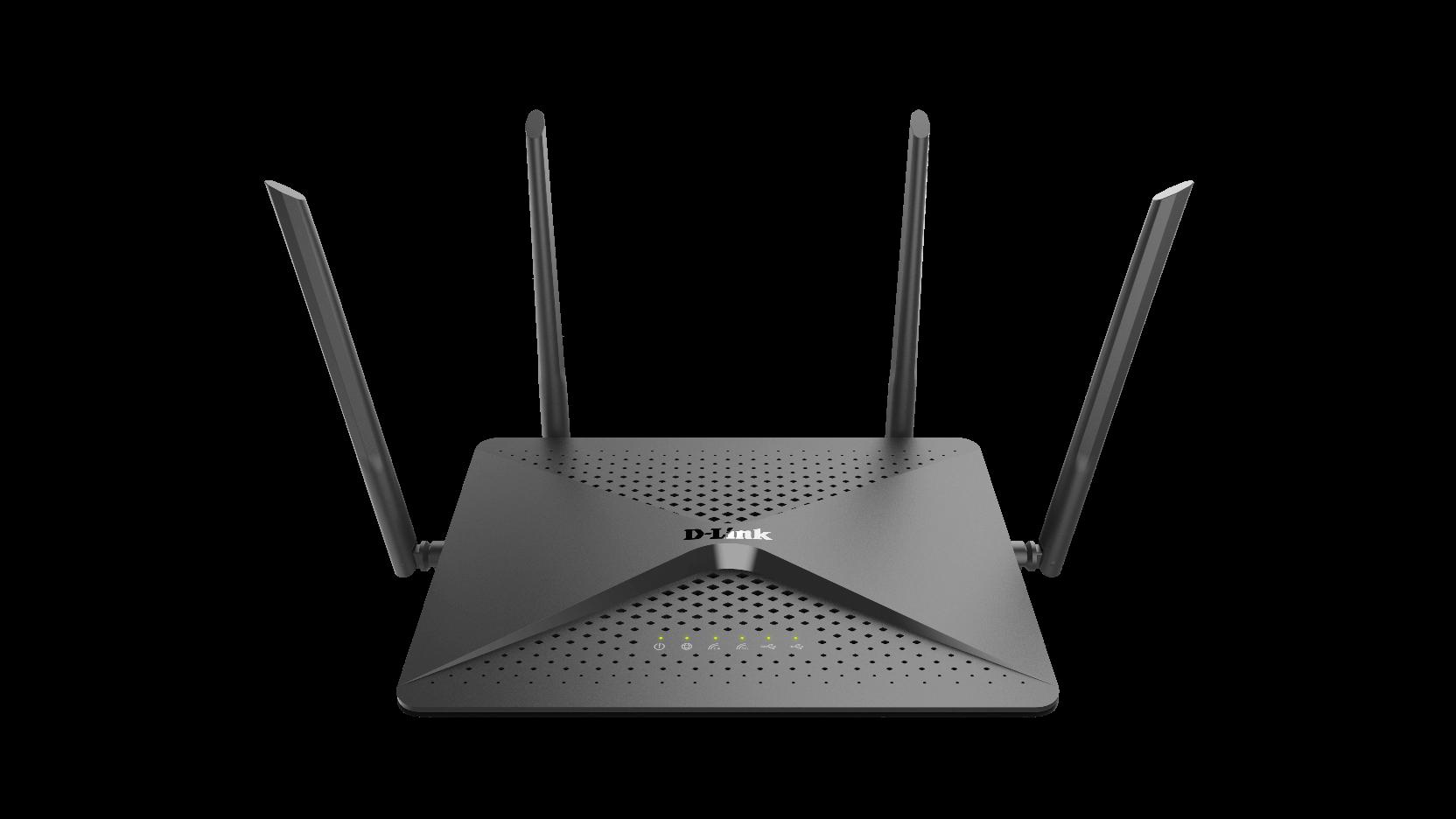 Bộ phát wifi D-link DIR-882 AC2600Mbps