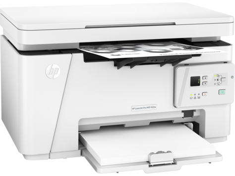 Máy in laser đen trắng HP LaserJet Pro MFP M26a (T0L49A) (Print/ Copy/ Scan)