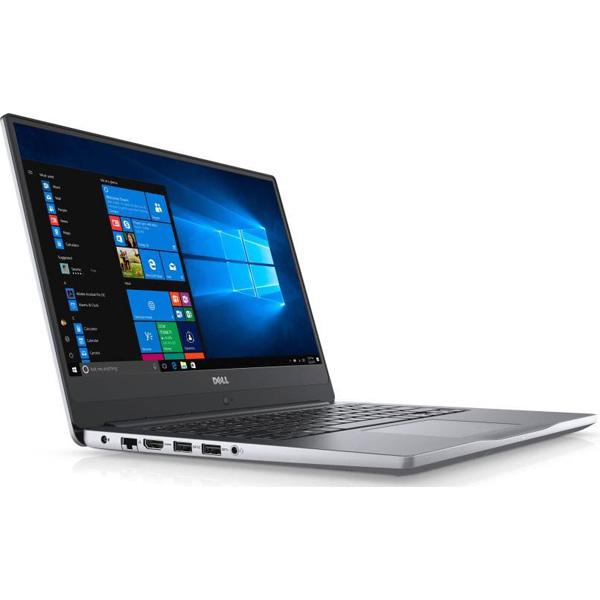 Laptop Dell Inspiron 7460-N4I5259W (Grey)- Màn hình FullHD, IPS