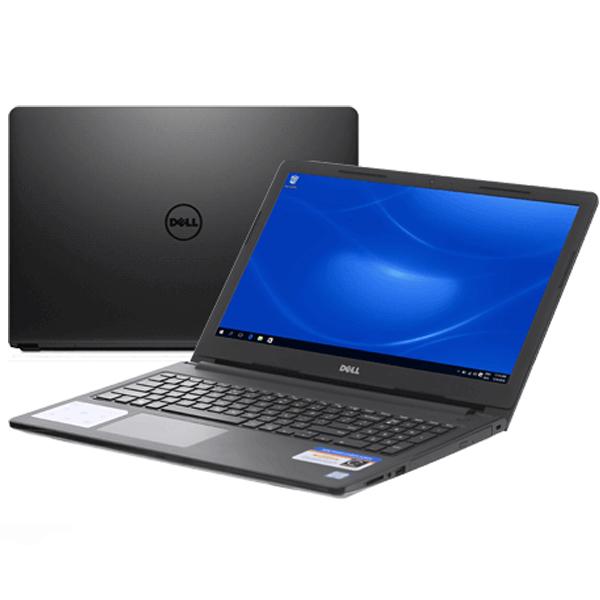 Laptop Dell Inspiron 3567G-P63F002 (Black)- Intel Kabylake hoàn toàn mới