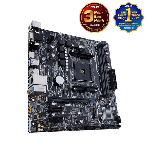 Main Asus PRIME A320M-K (Chipset AMD A320/ Socket AM4/ VGA onboard)