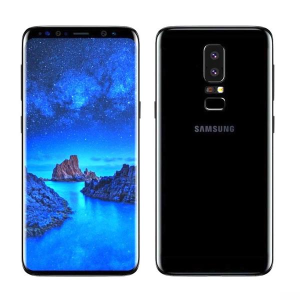 Samsung Galaxy S9 Plus G965F (Black)- 6.2Inch/ 64Gb/ 2 sim