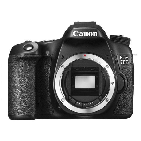 Máy ảnh KTS Canon EOS 77D Body - Black (Hàng chính hãng)