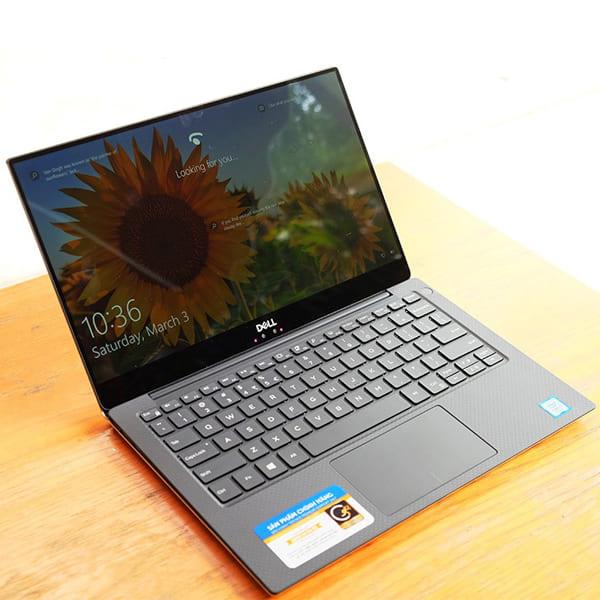Laptop Dell XPS 13 9370-415PX2 (Silver)- Mỏng, gọn, tinh tế và sang trọng, vỏ nhôm nguyên khối,cảm ứng