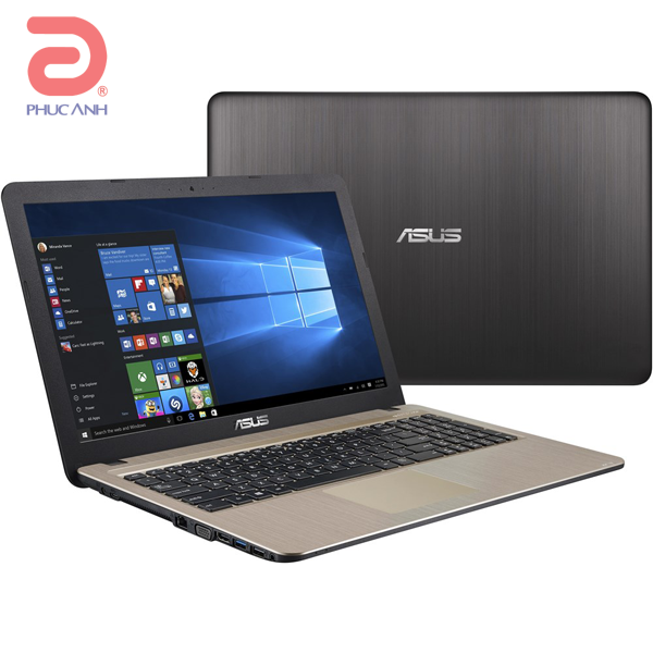 Laptop Asus X541NA-GQ252T (Silver)